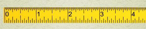 metric left - right