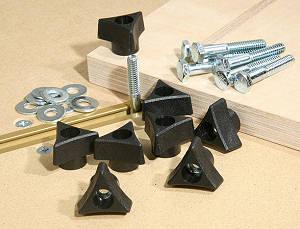 Built-It knobs