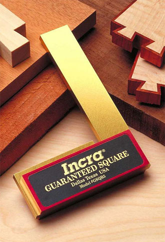 INCRA Guaranteed Square