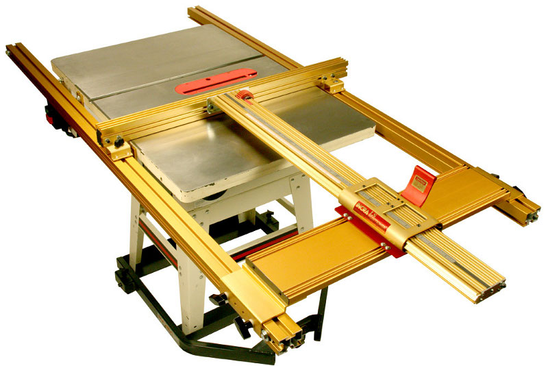 Incra table saw fence system Table saw fence