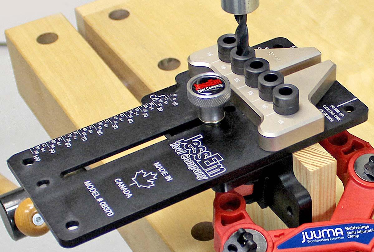 Dowelling Jigs - Metric | FINE TOOLS