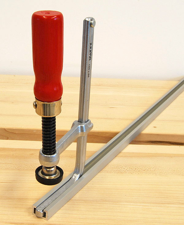 Clamps For T Tracks Fine Tools
