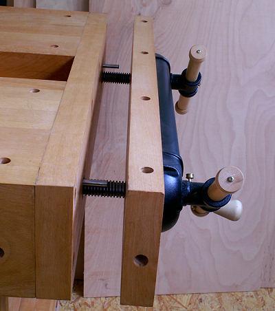 hobelbank von rolf r s. Black Bedroom Furniture Sets. Home Design Ideas