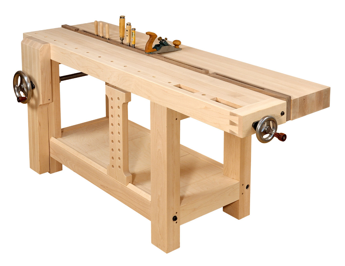 Original One Of The Most Important Workbench Plans  How To Build The Roubo Workbench Using Only Hand Tools Though You Can Use Power Tools If You Wish Schwarz, The Author Of Workbenches From Design &amp Theory To Construction &amp Use