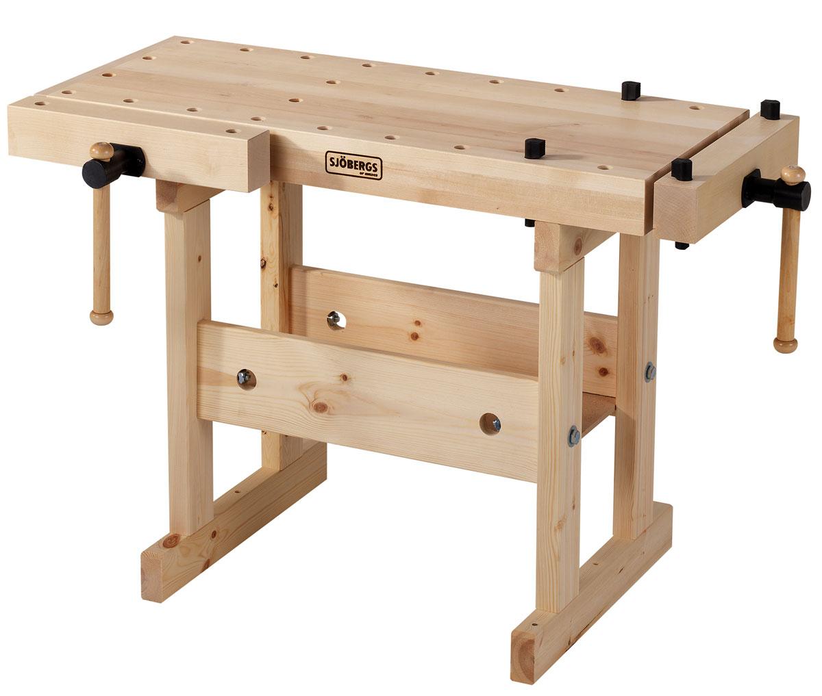 Für Kinder geeignete Werkzeuge - Werkbank