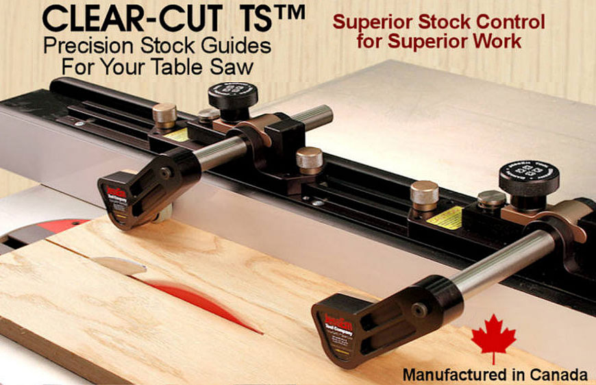 Jessem Clear Cut Ts Stock Guides For Table Saw