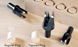 Tapered Snug-Plug Cutters