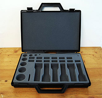 Plastic Case for Dowel Inserts