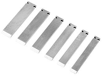 Wide Cutting Blades