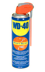 WD-40 Multifunktionsöl Spray 500 ml Smart Straw