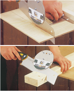 Precision Miter Saw Guide (basic model) - with Saw