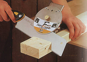 compound miter saw guide