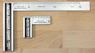MATSUI Precision Try Square