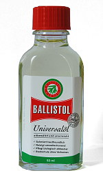 Ballistol-Oil Bottle