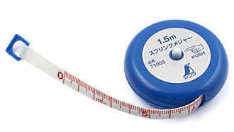 SHINWA Highly Flexible Spring Tape Measure
