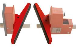 BESSEY schwenkbarer Adapter KR-AS für BESSEY Korpuszwingen