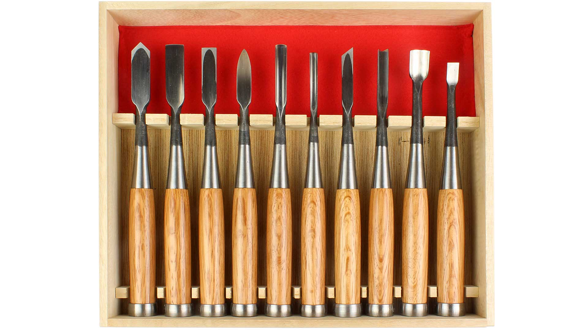 Japanese carving tool sets | FINE TOOLS