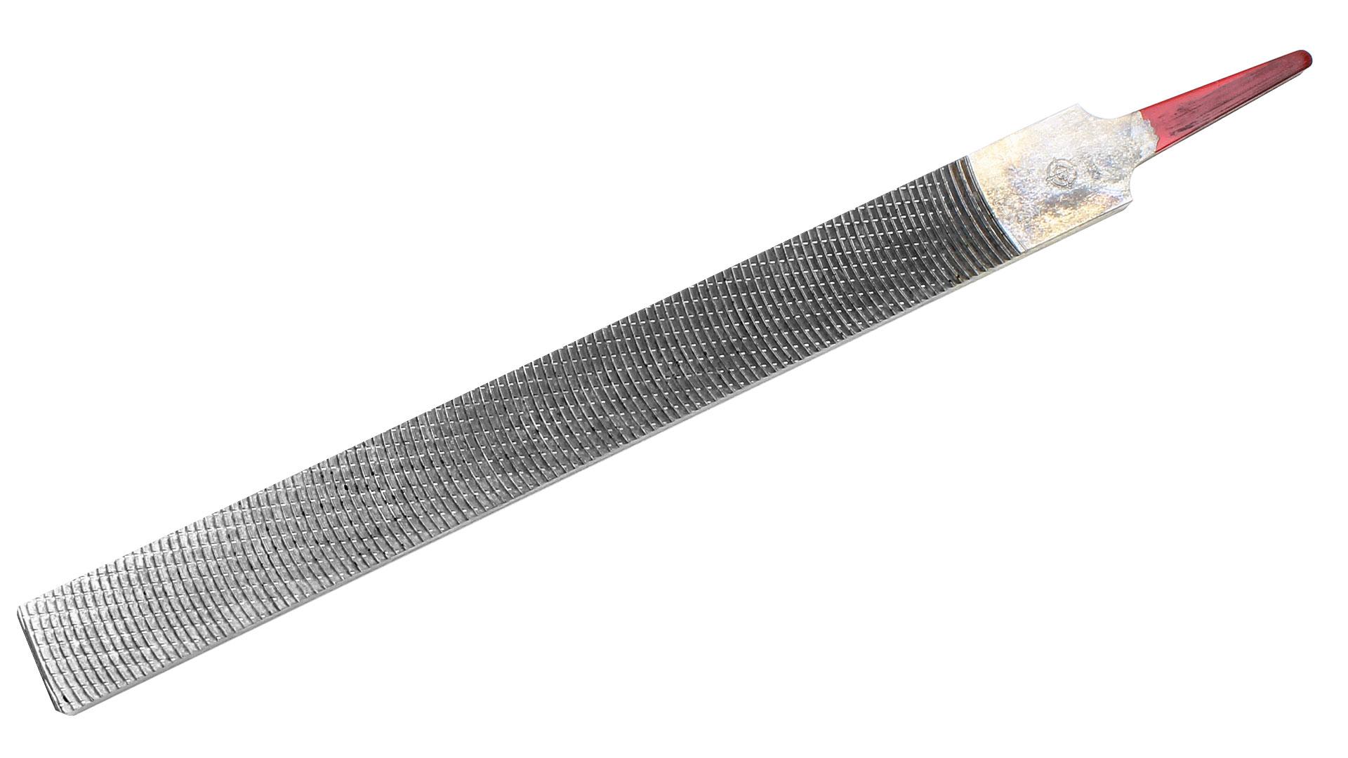 Chemical Polished HALF ROUND Mini Razor File 100mm Rasp NEW Made in Japan