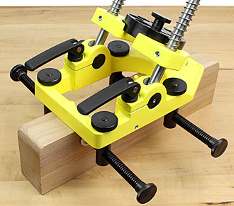 Famag pivoting drilling jig