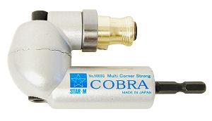 COBRA Multi-Winkelschraub- und Bohrvorrichtung