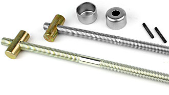 Dubuque Handscrew Kit