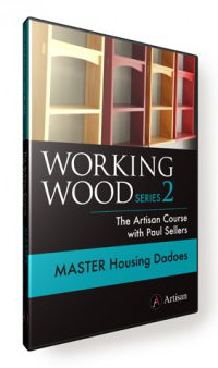 Working Wood Series 2: MASTER HOUSING DADOES (1hr 24min)