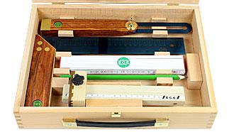 "E.C.E. Tool Set ""Measuring and Marking"""