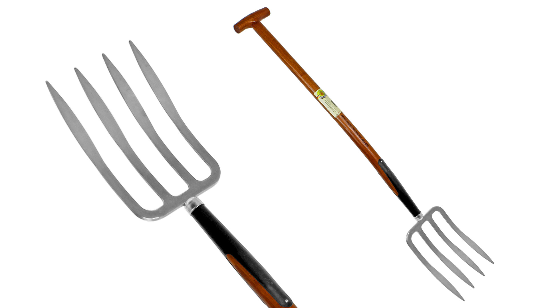 Stainless Garden Fork