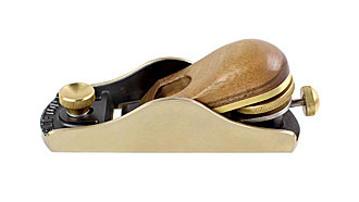Low Angle Block Plane with Adjustable Mouth