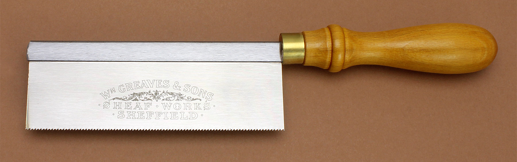 pax gents saws, william greaves gents saws | fine tools