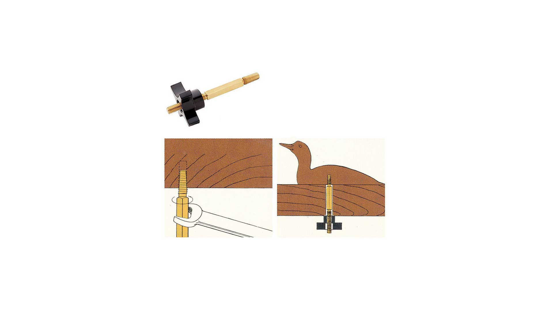Remarkable Carvers Vise Carvers Screw Handles For Carving Tools Customarchery Wood Chair Design Ideas Customarcherynet
