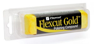 Composto per lucidatura Flexcut Gold Polishing Compound