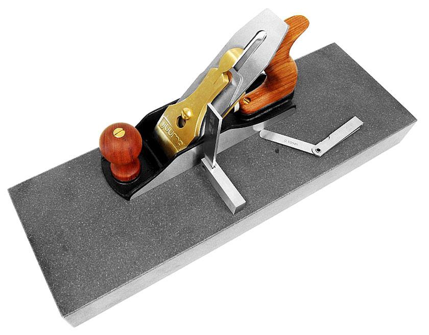 Granit-Messplatte Anwendungsbeispiel