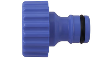 Tap adapter 1/2 inch