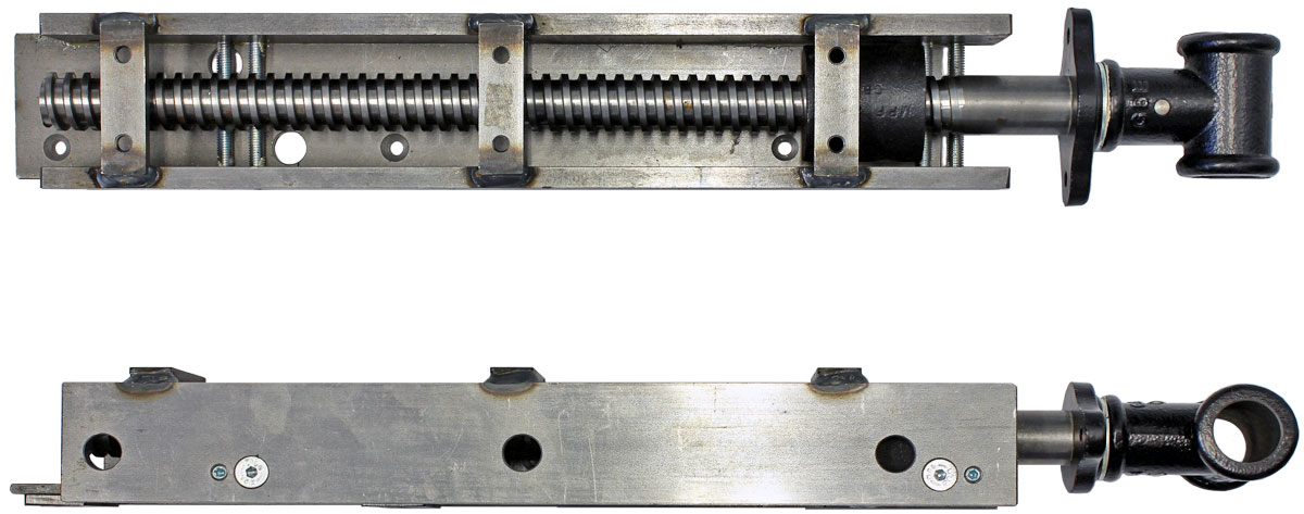 Bench Vice Hardware Front Vices Tail Vices Screw