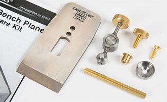 Wooden Bench Plane Hardware Kit