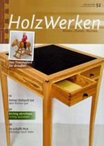 Holzwerken Ausgabe 52