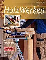 Holzwerken Ausgabe 58