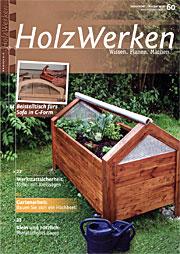 Holzwerken Ausgabe 60