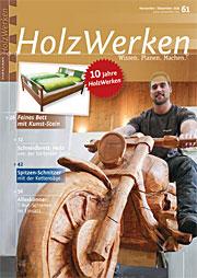 Holzwerken Ausgabe 61