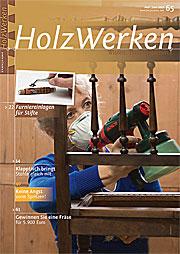 Zeitschrift Holzwerken 65
