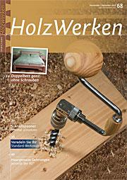 Zeitschrift Holzwerken 68