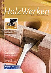 Zeitschrift Holzwerken 72