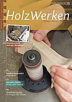 Zeitschrift Holzwerken 75