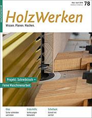 Zeitschrift Holzwerken 78