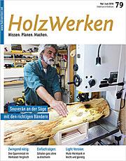 Zeitschrift Holzwerken 79