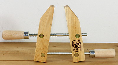 Strettoi in legno a presa angolata regolabile Dubuque