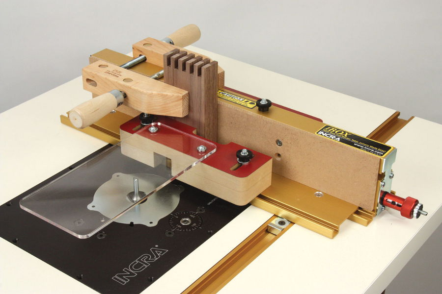 Incra I Box Jig For Router Table Fine Tools