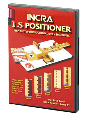INCRA LS Positioner Instructional DVD