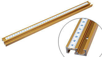 Guida INCRA Plus METRICA (T-Track Plus METRIC)